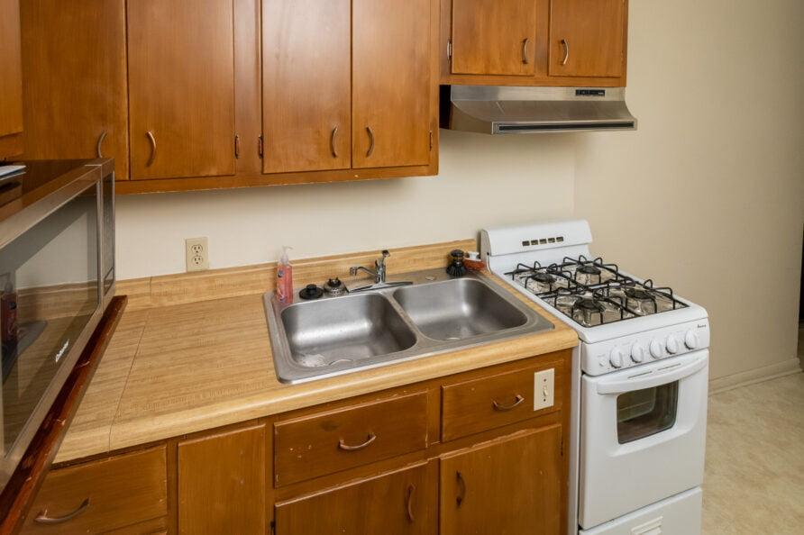 Basement Kitchen Highland